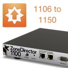 Расширение лицензии для контроллера ZoneDirector 1100 с 6 до 50 точек доступа ZoneFlex