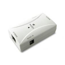 PoE адаптер (10/100/1000Mbps) стандарта 802.3af